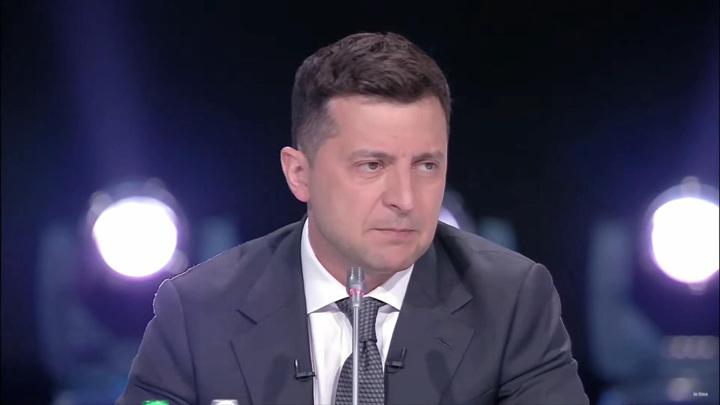 Зеленский сообщил о санкциях против Чемезова