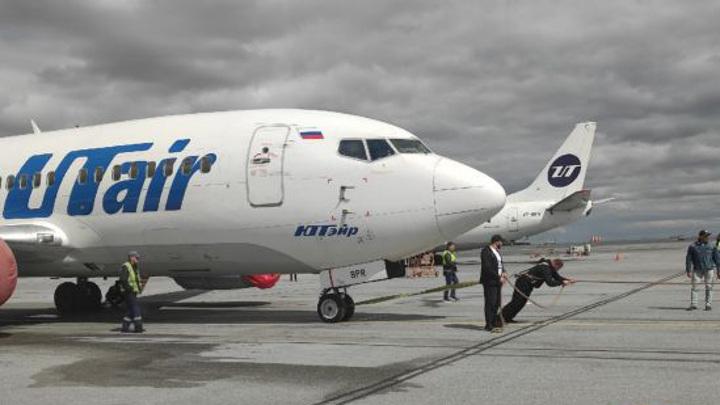 Житель Сургута сдвинул с места 40-тонный Boeing