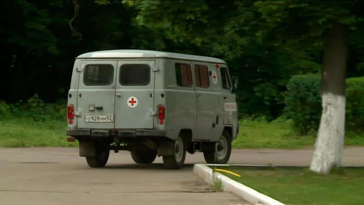 Медсестру, пострадавшую при пожаре в Рязани, эвакуировали в Москву