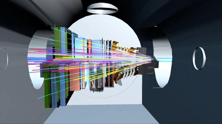 """ЦЕРН: поймана частица, которая """"переключается"""" между материей и антиматерией"""