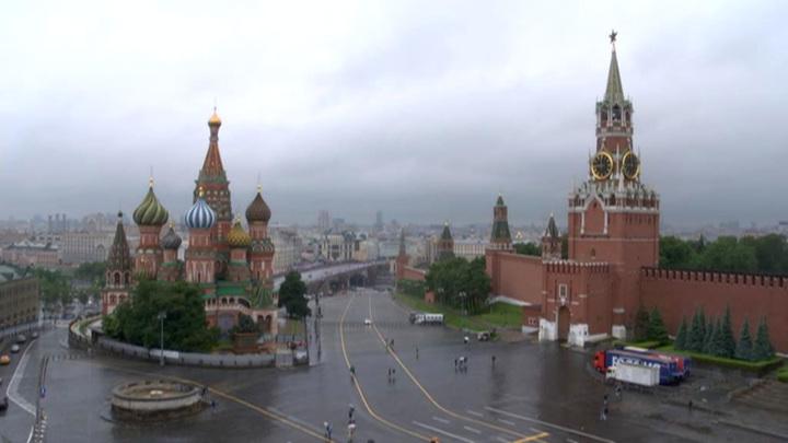 Дожди в Москве и области прекратятся к понедельнику