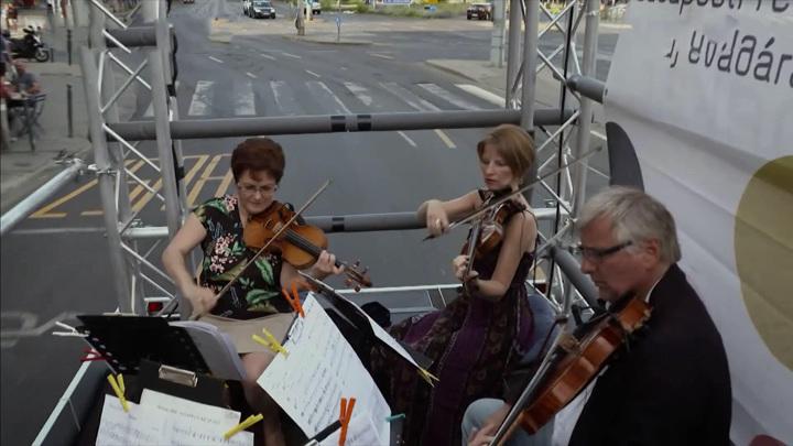Будапештский Фестивальный оркестр возвращается к публике