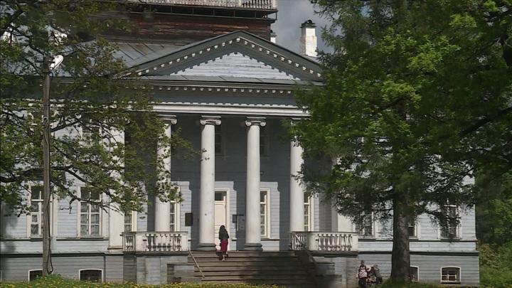 Музей-усадьбу Владимира Набокова в селе Рождествено закрывают на реконструкцию
