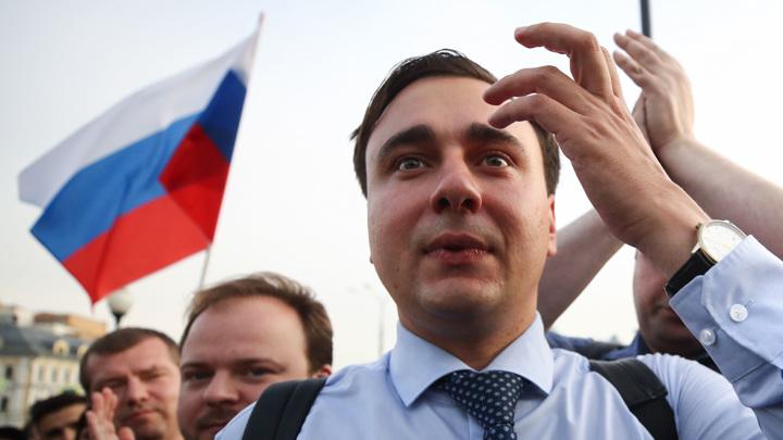 Жданова объявили в розыск за уголовное преступление