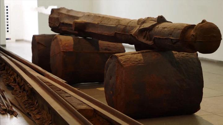 Выставка работ художника Йозефа Бойса открывается в Берлине