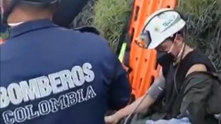 Два человека погибли при взрыве в колумбийской шахте