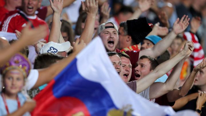 """УЕФА поздравил Петербург с """"невероятным достижением"""" на Евро-2020"""