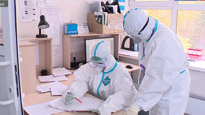 В алтайском ковид-госпитале начата проверка по начислению выплат младшему медперсоналу