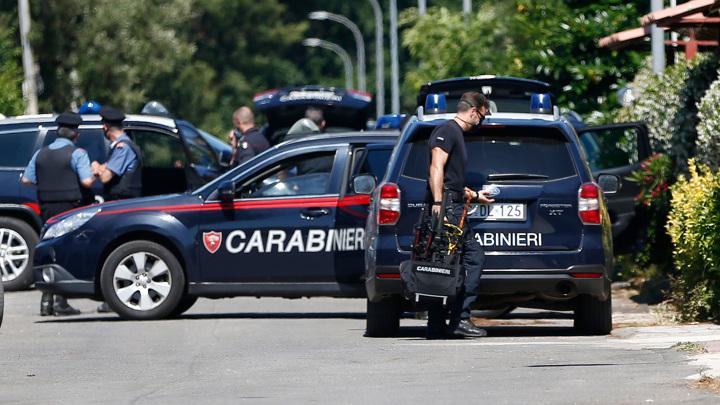 Расстрел под Римом: убийца детей и пенсионера найден мертвым