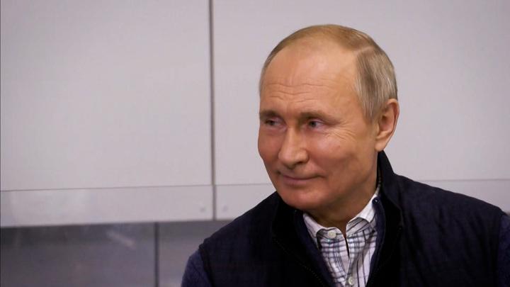 Путин рассказал о своих ожиданиях от встречи с Байденом