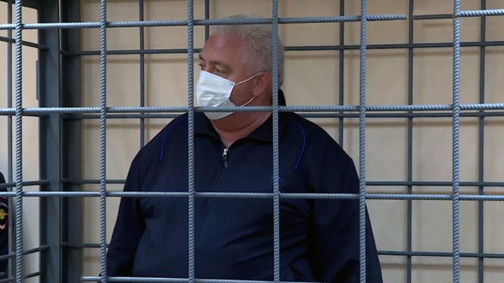 Экс-министр строительства Хабаровского края арестован на два месяца