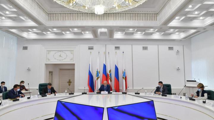 Губернатор Саратовской области раскритиковал темпы реконструкции местного театра