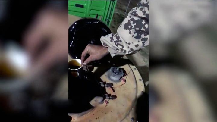 В Волгоградской области три жителя сядут в тюрьму за попытку кражи 16 тонн нефти