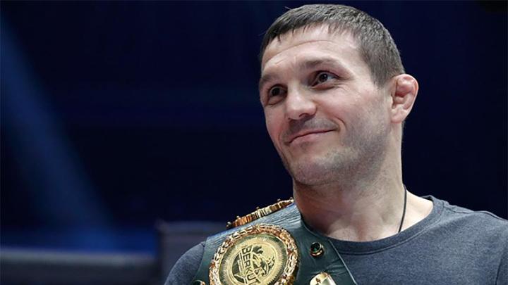 ММА. Балаев возвращается и проведет бой в Сочи