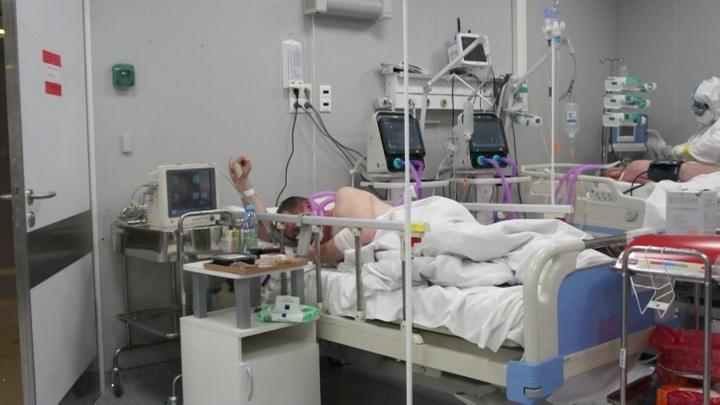 В Пензе увеличили число коек для пациентов с COVID-19