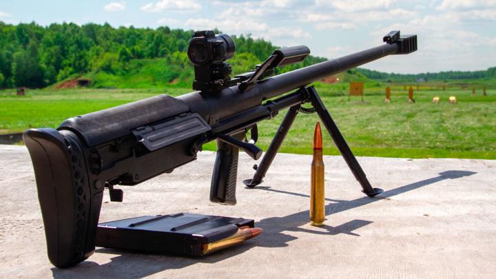 Новый российский прицел позволит точнее стрелять по движущейся цели