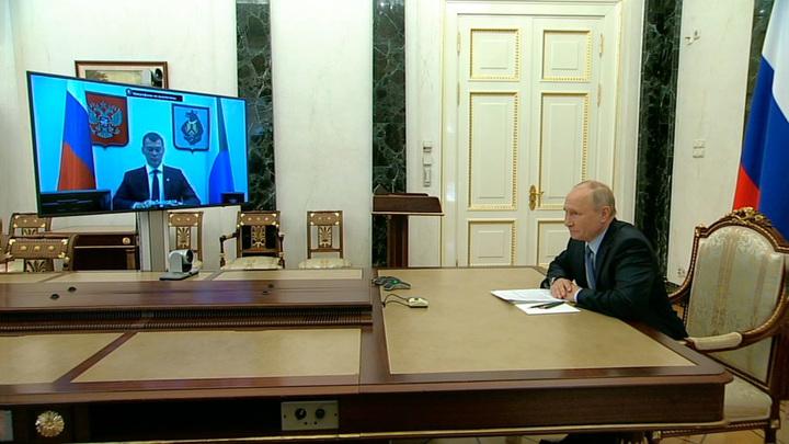Опубликован указ Путина о назначении выборов депутатов Госдумы на 19 сентября