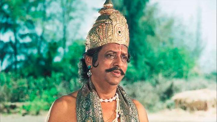 """Чандрашекхар / Фото: кадр из фильма """"Танцор диско"""""""