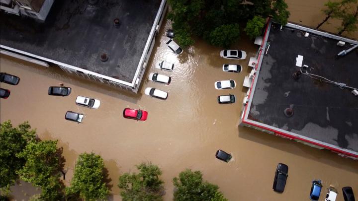 В затопленный Крым отправились московские специалисты Роспотребнадзора