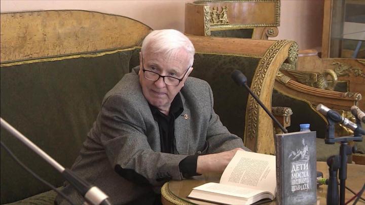 ВПетербурге прошла презентация новой книги Эдуарда Кочергина