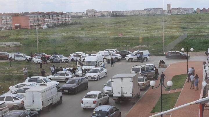Бытовой конфликт перерос в поножовщину в Краснодаре