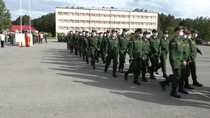Московский регион отправит осенью на военную службу свыше 10 тыс человек