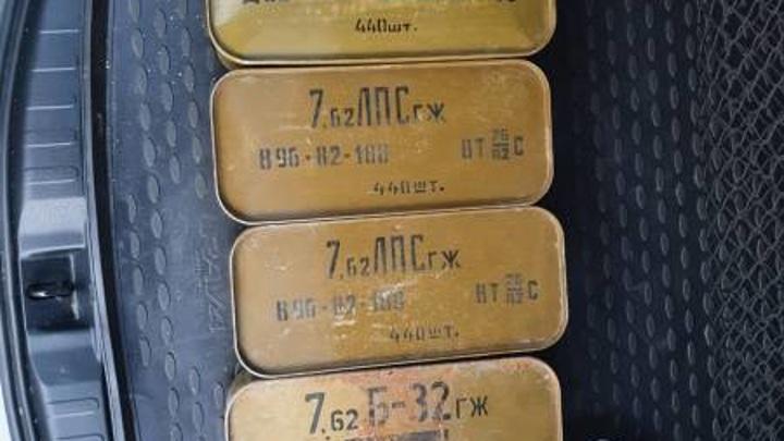 В Приморье ОПГ организовала торговлю боеприпасами
