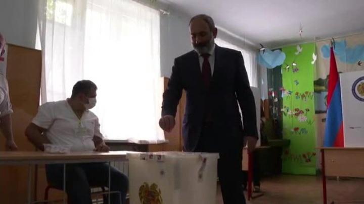 Ситуация в Ереване после парламентских выборов в Армении остается спокойной