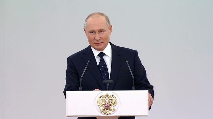 Путин: легитимность выборов в Госдуму ни у кого не должна вызывать сомнений
