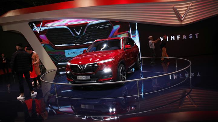 Вьетнамский автопроизводитель Vinfas намерен выйти на европейский рынок в 2022 году