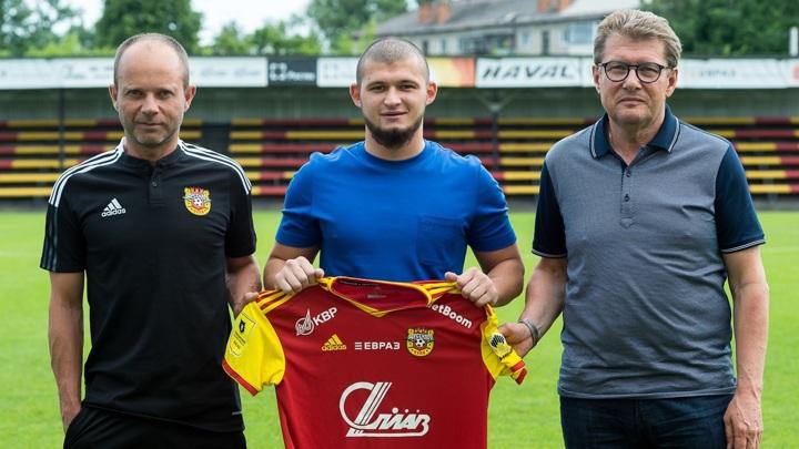 Дмитрий Парфенов, Аяз Гулиев и Андрей Рудаков
