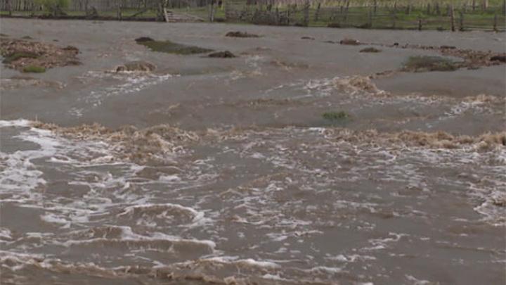 Населенные пункты Забайкалья освобождаются от паводка