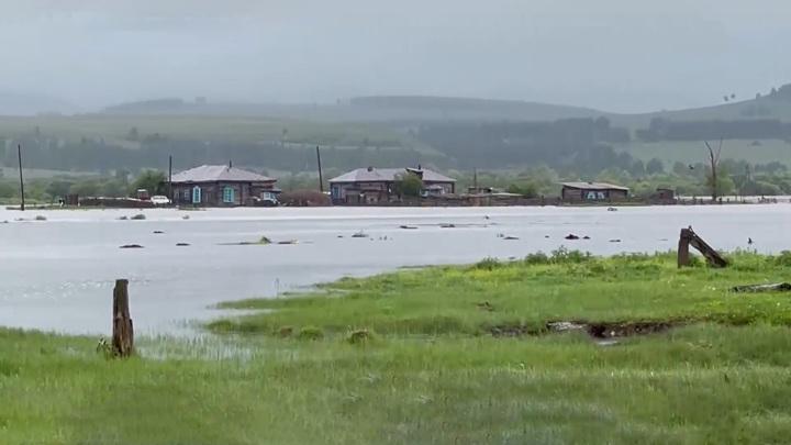 Восстановление пострадавших от паводка районов оценили в Забайкалье