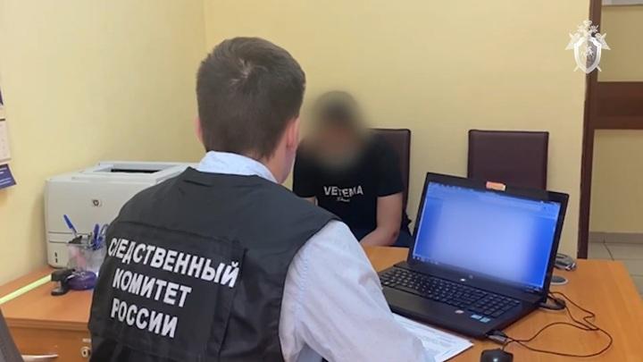 """""""Начала нервничать"""": допрос убившей коллегу вожатой сняли на видео"""