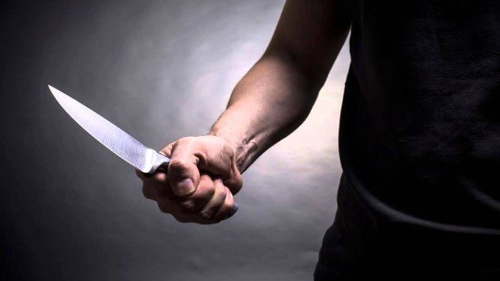 Мужчина с ножом разгромил магазин в Сочи