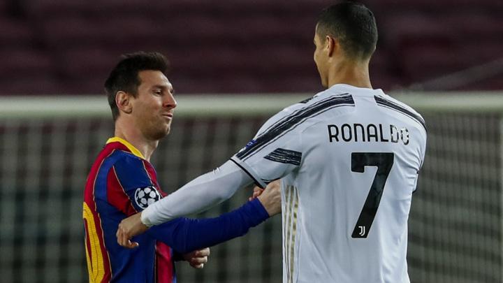 """""""Барселона"""" хочет объединить Месси и Роналду в одном клубе"""