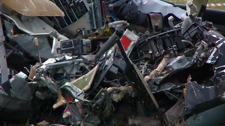 Пять жертв: умер парашютист, боровшийся за жизнь после крушения самолета на Танае