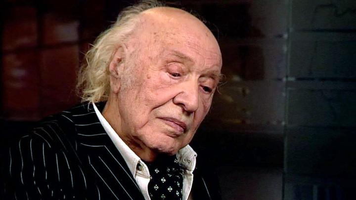 Ушел из жизни легендарный диктор Виктор Балашов. Ему было 96