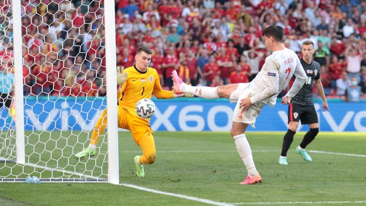 Евро-2020. Хорватия – Испания – 3:5. Матч 1/8 финала