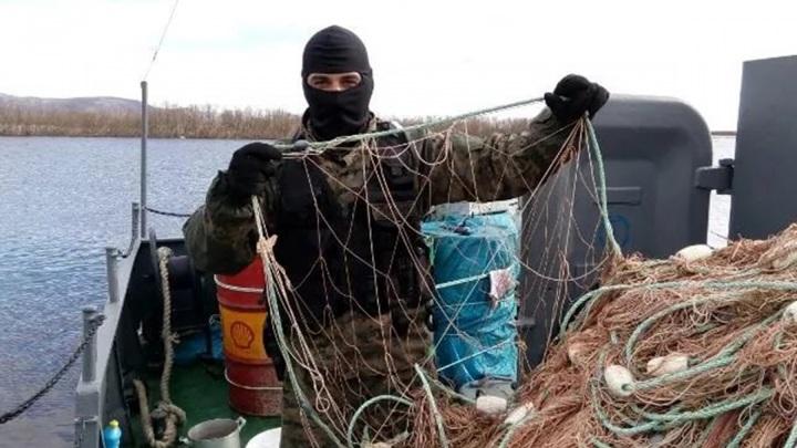 На Волге задержали подозреваемого в незаконной добыче водных биоресурсов
