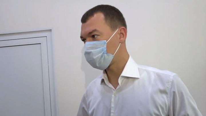 В Хабаровском крае возобновили ряд ковид-ограничений