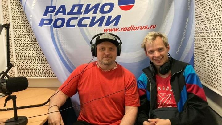 Виталий Салтыков, Евгений Серзин