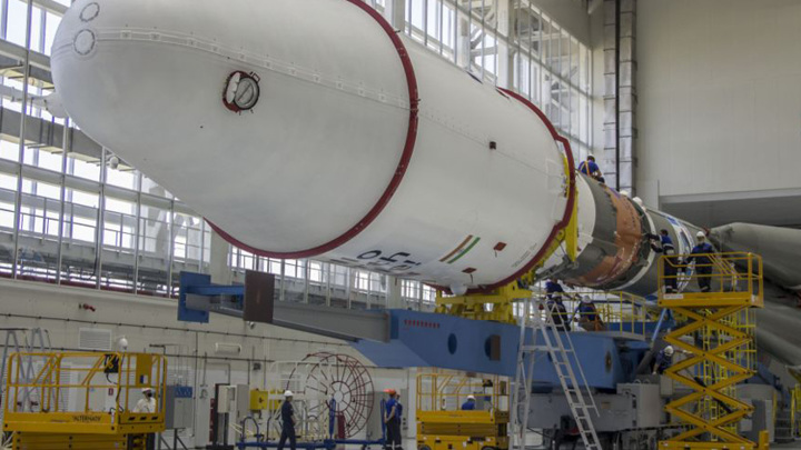 """Полет ракеты """"Союз-2.1б"""" запланирован на 1 июля"""