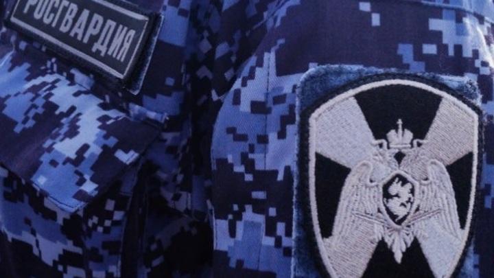 С кирпичом на магазин: в Кисловодске росгвардейцы задержали дебошира