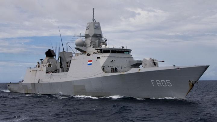 Нидерланды обвинили российские ВВС в небезопасных действиях в Черном море