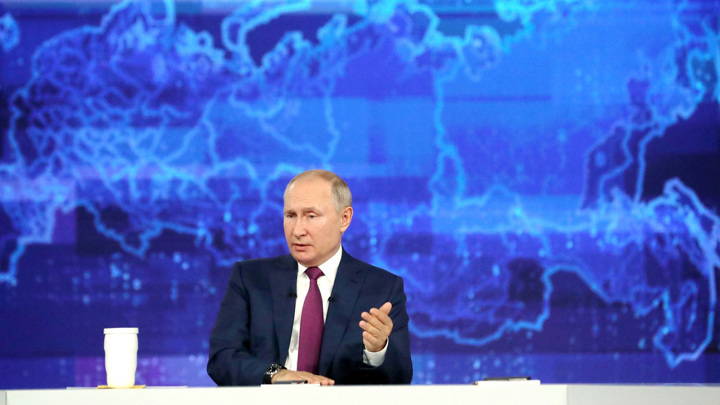 Путин поделился странным фактом о дорогах