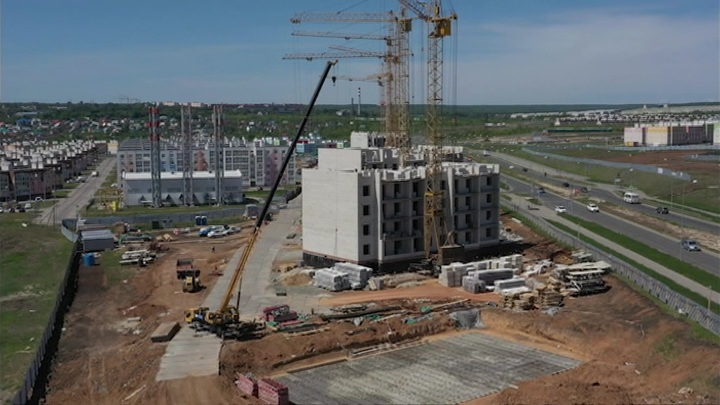 Минстрой: рост цен на стройматериалы почти прекратился