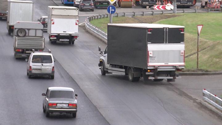 Москва без фур: введены новые правила передвижения большегрузов по столице