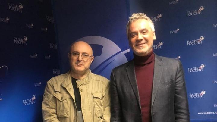 Николай Мамулашвили и Дмитрий Ушаков