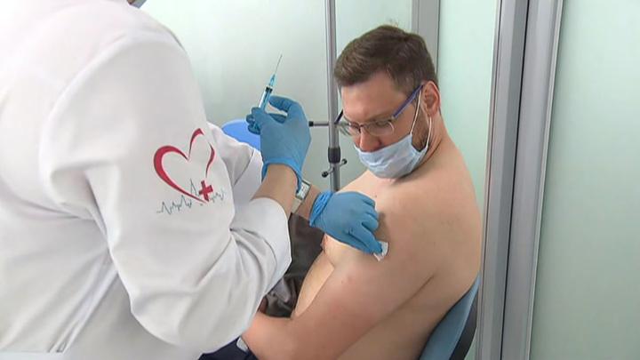 В ростовском цирке теперь можно сделать прививку от COVID-19
